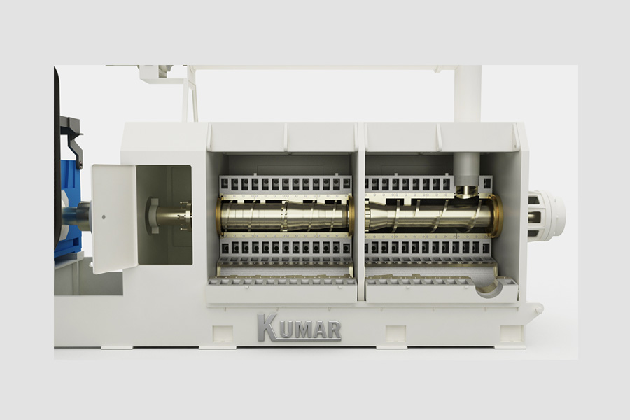 Kumar Metals 3d view